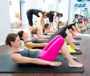 Abdominales y sus riesgos practicando Pilates