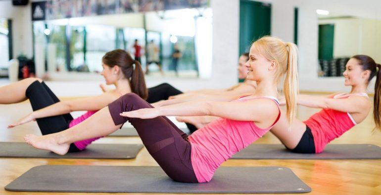 Ejercicios de Pilates para fortalecer el suelo pelvico