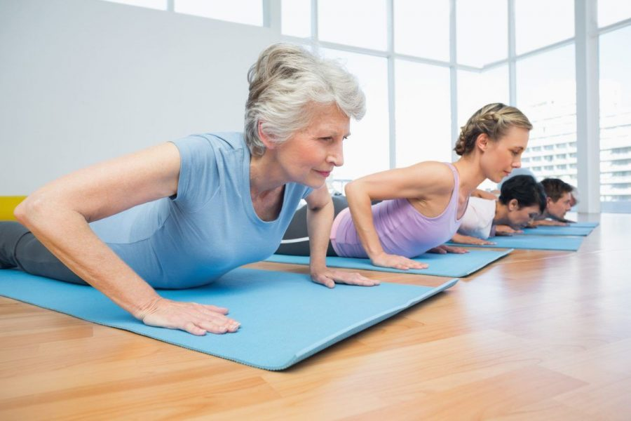 Pilates para fortalecer el suelo pelvico