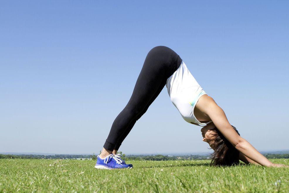 Yoga para fortalecer el suelo pelvico