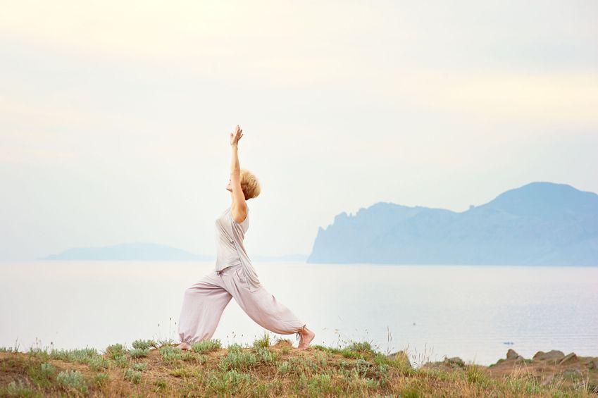 Yoga para mejorar el suelo pelvico