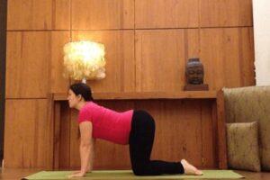 Yoga suelo pelvico marjariasana1