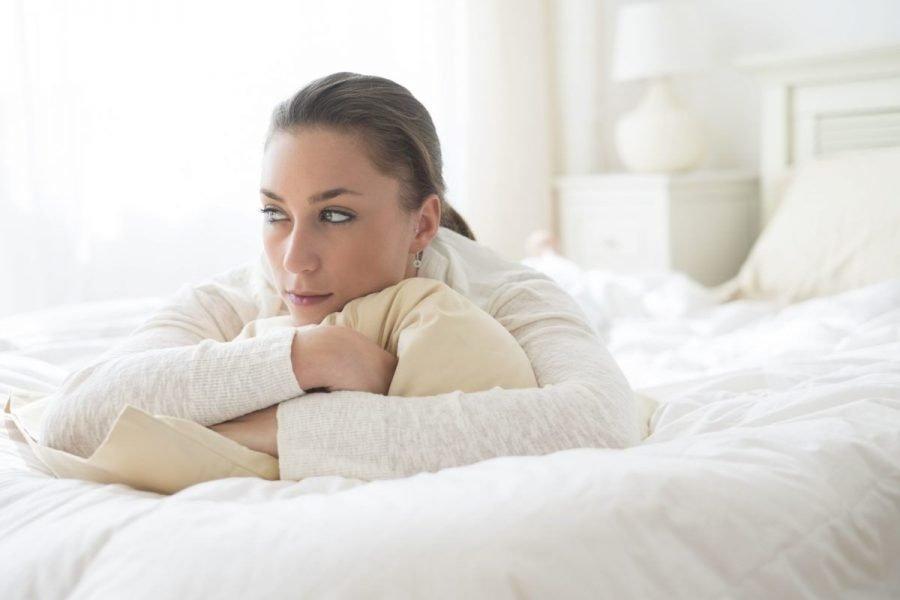 Síntomas de un prolapso
