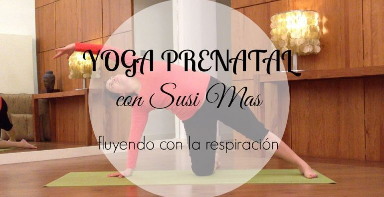 Yoga prenatal en casa