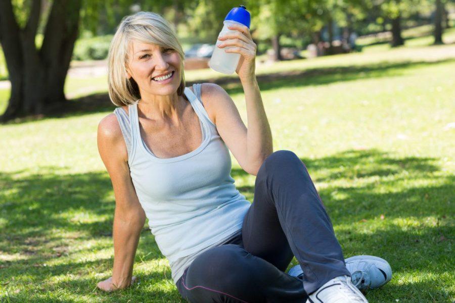 Menopausia y suelo pélvico ejercicio