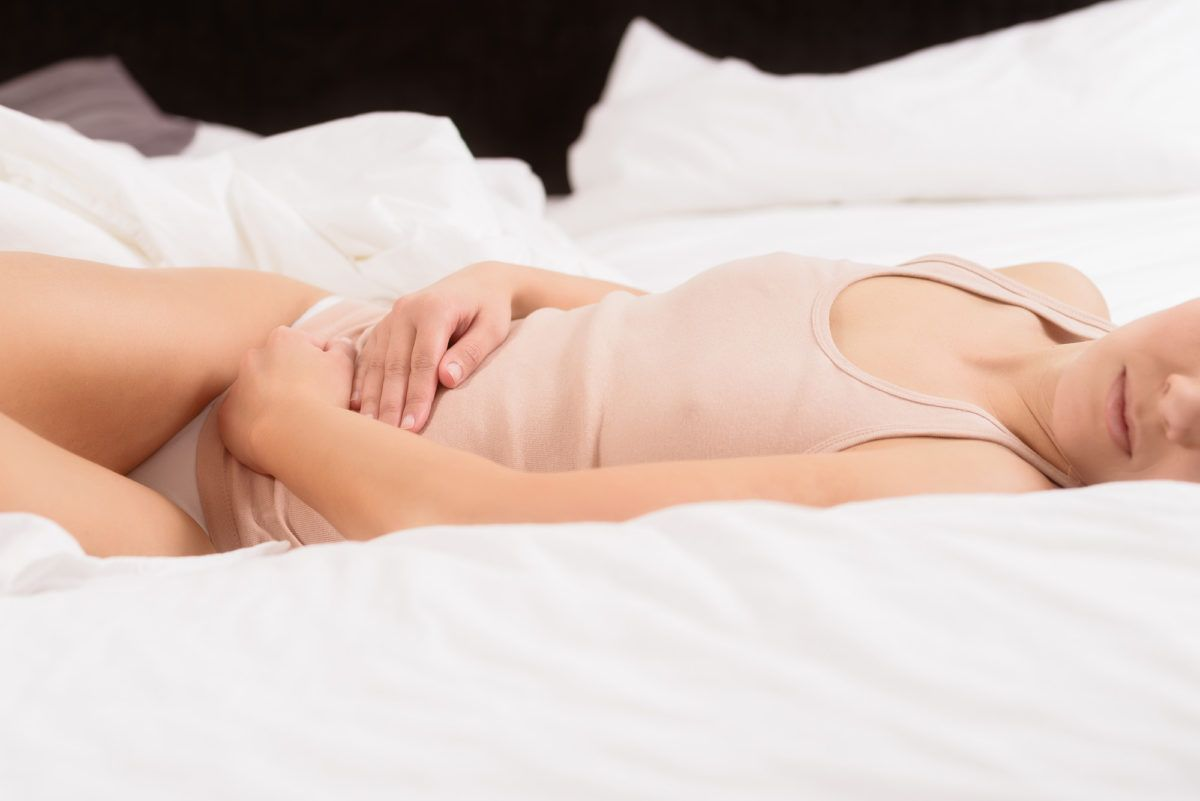 Embarazo izquierdo dolor pelvico