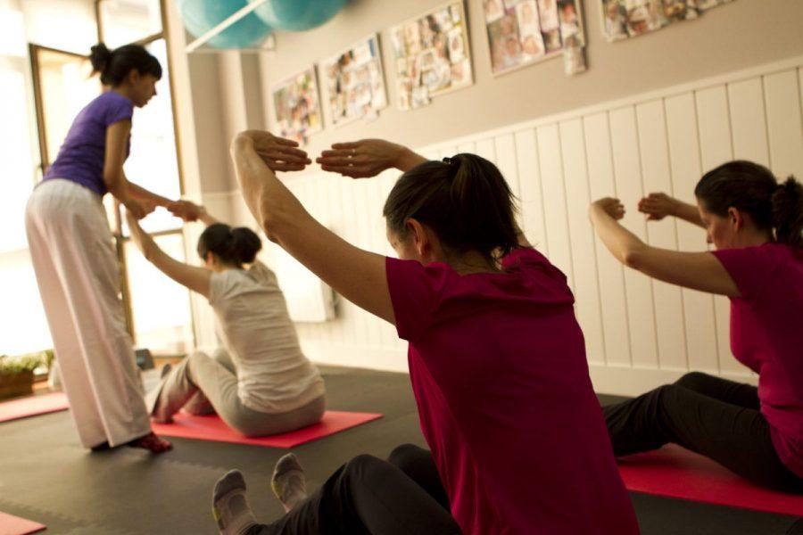 Danza del vientre e Hipopresivos en el Blog de En Suelo Firme
