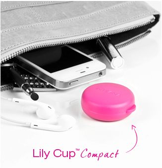 Lily Cup Compact