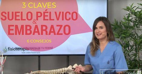 Ejercicios embarazadas suelo pelvico