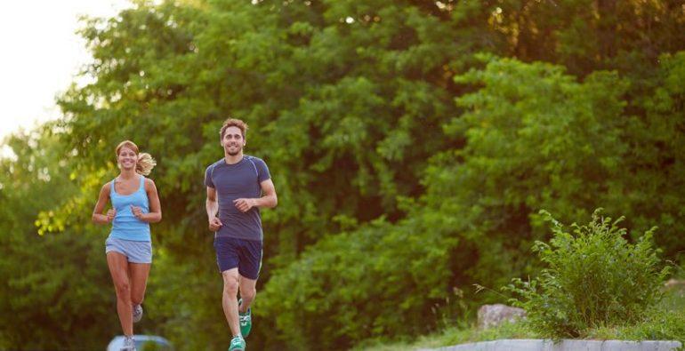 Cinturon pelvico Physiomat la Parisienne para runners