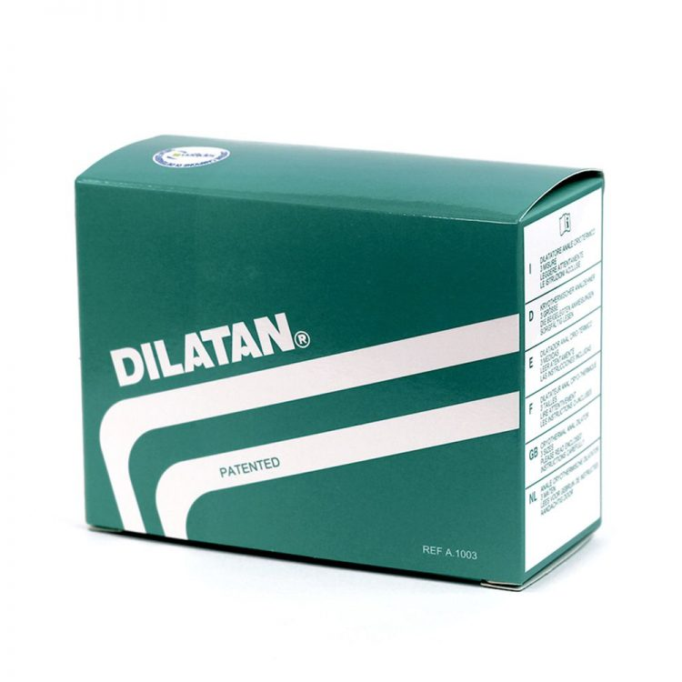 Dilatadores anales