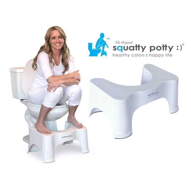Squatty Potty baño