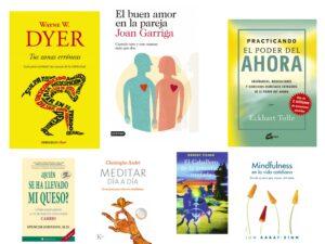 Los libros de autoayuda o la consulta del psicólogo