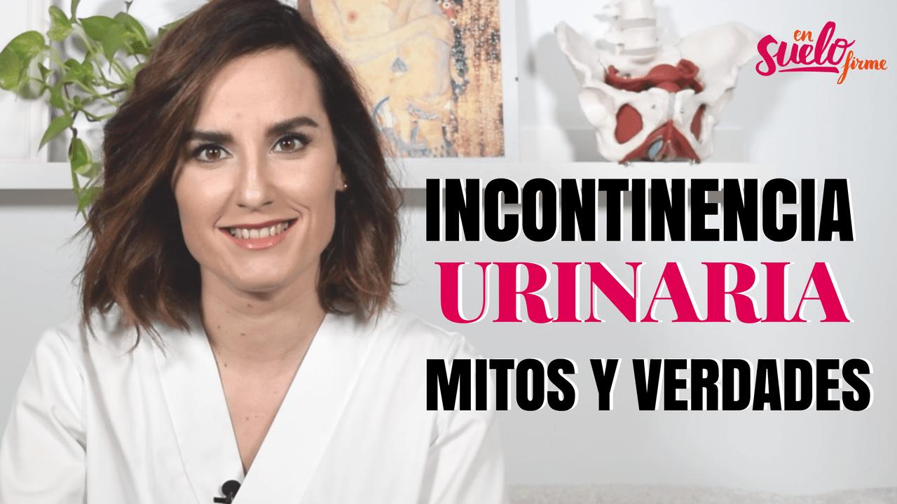 Mitos sobre la incontinencia urinaria