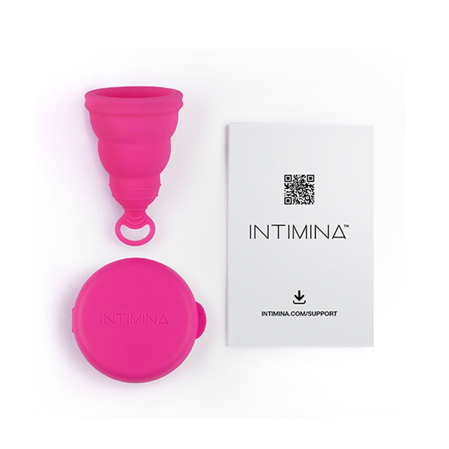 Intimina Lily cup one copa menstrual chicas
