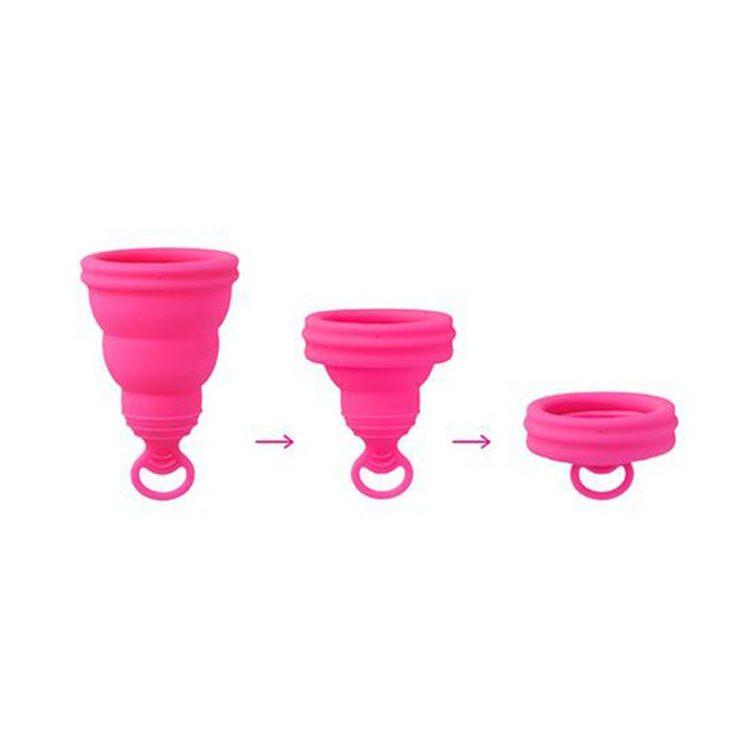 Intimina Lily cup one copa menstrual jovenes