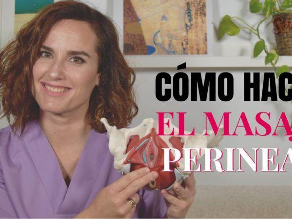 Como se hace el masaje perineal