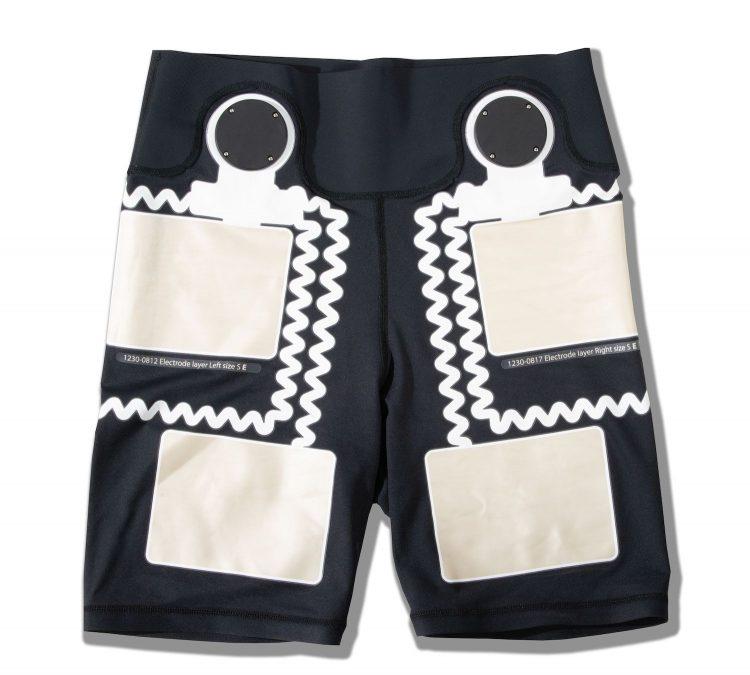 Innovo shorts electroestimulador incontinencia urinaria