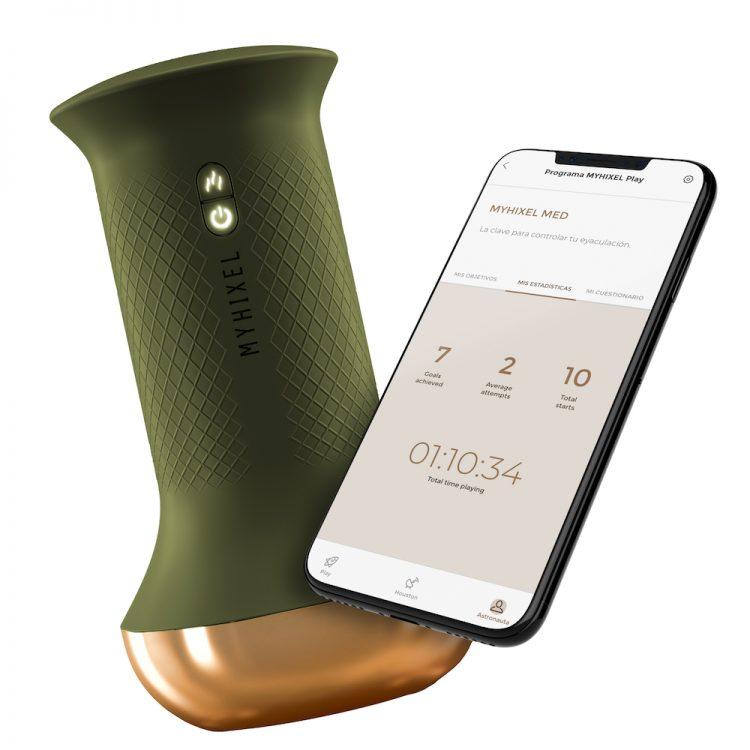 Myhixel MED app y dispositivo Myhixel I