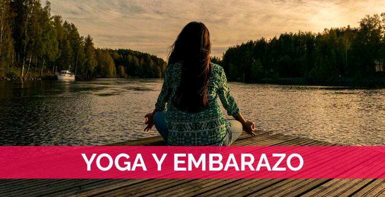 Yoga y embarazo