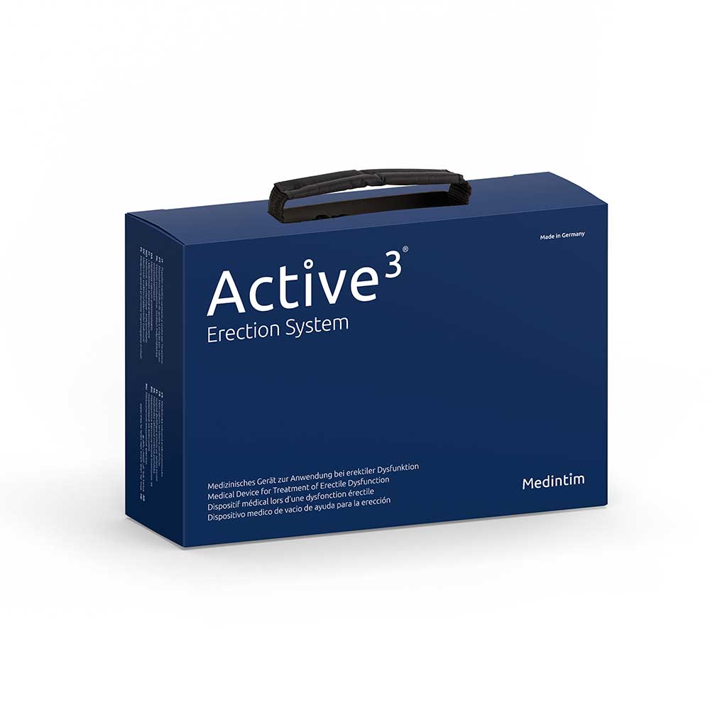 Active Erection System bomba disfuncion erectil