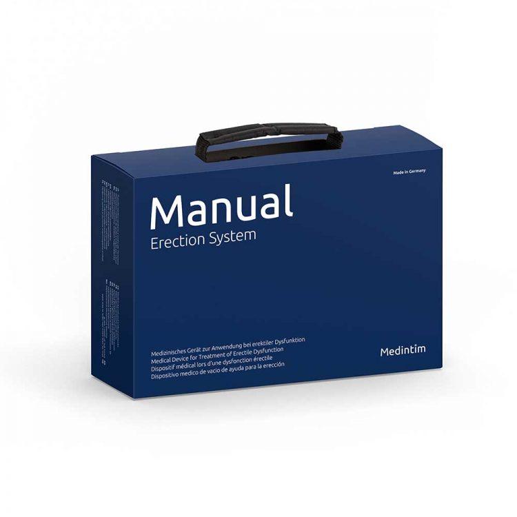Manual Erection System bomba impotencia