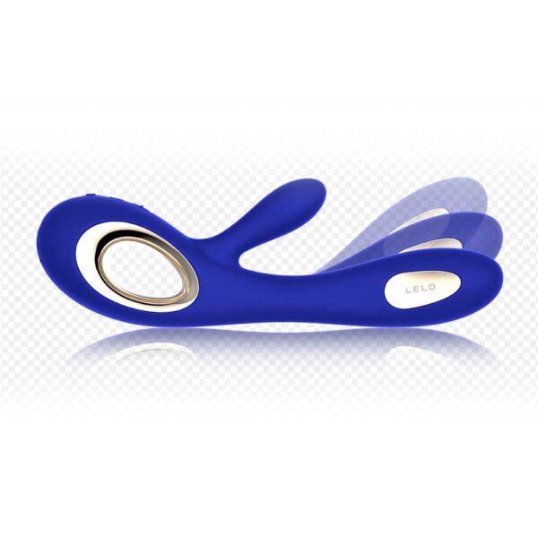Lelo Soraya Wave Blue movimiento