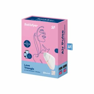 Satisfyer love triangle white caja