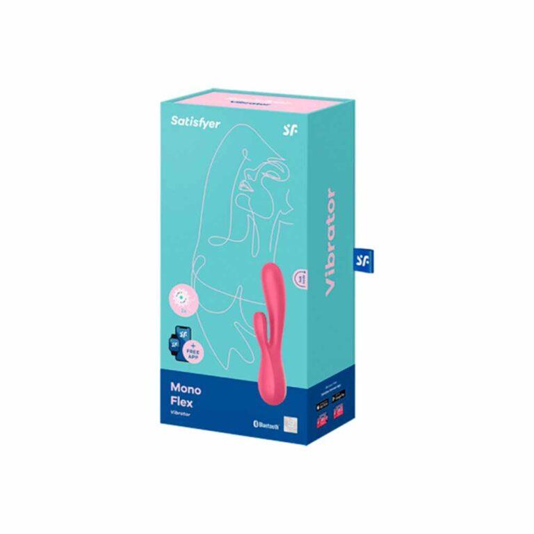 Satisfyer mono flex red app caja