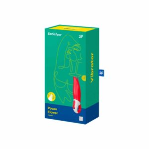 Satisfyer powerflower vibrador caja